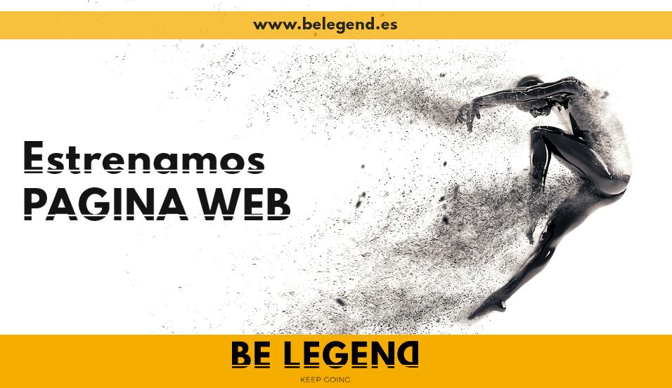 be legend estrena web